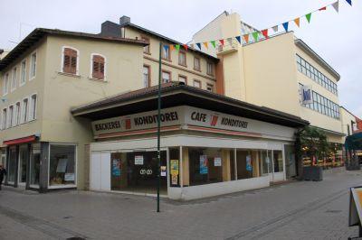 Grünstadt Ladenlokale, Ladenflächen