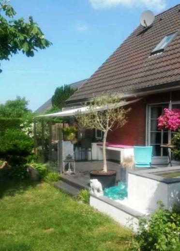 Modernisiertes Familienhaus mit schönem Garten !
