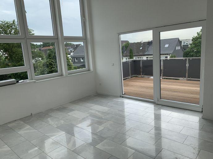 Exklusives Wohnen - Penthouse-Wohnung