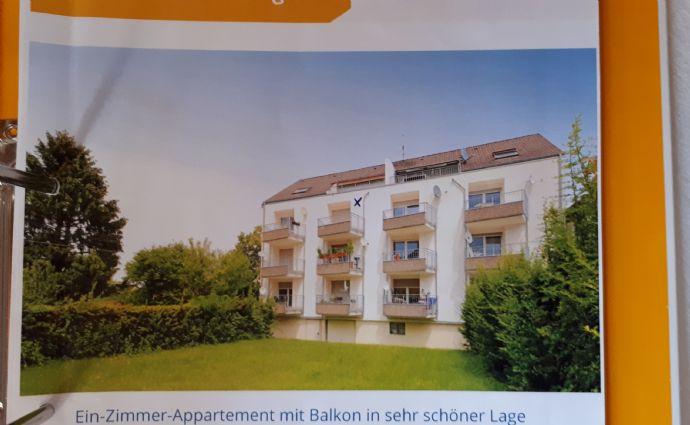 Modern eingerichtete 1-Zi-ETW in Baden-Oos in guter Lage