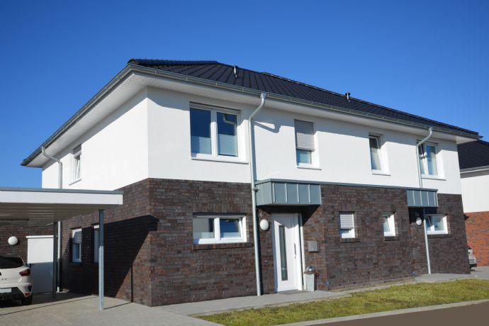 Doppelhaushälfte Typ Milano auf Ihrem Grundstück, z.B. im Baugebiet Eschendorfer Aue in Rheine