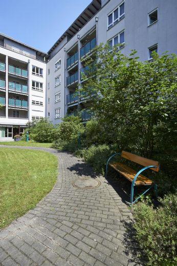 2 Zimmer Wohnung in Nürnberg (Hummelstein)