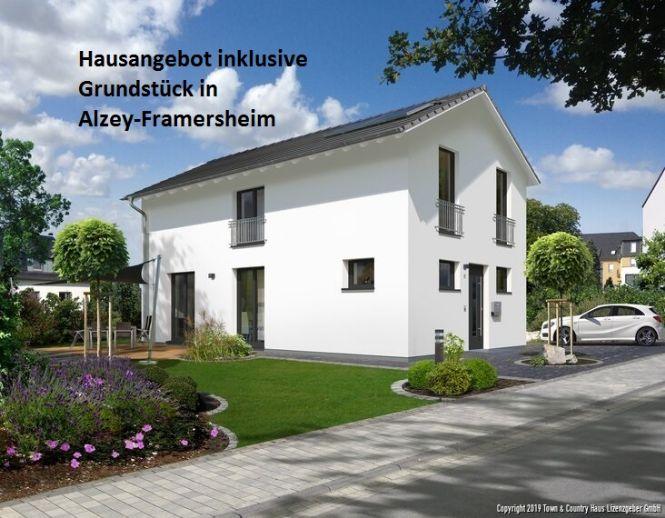 Town & Country Aktionshaus EFH Aura 125 inklusive Grundstück - schüsselfertig