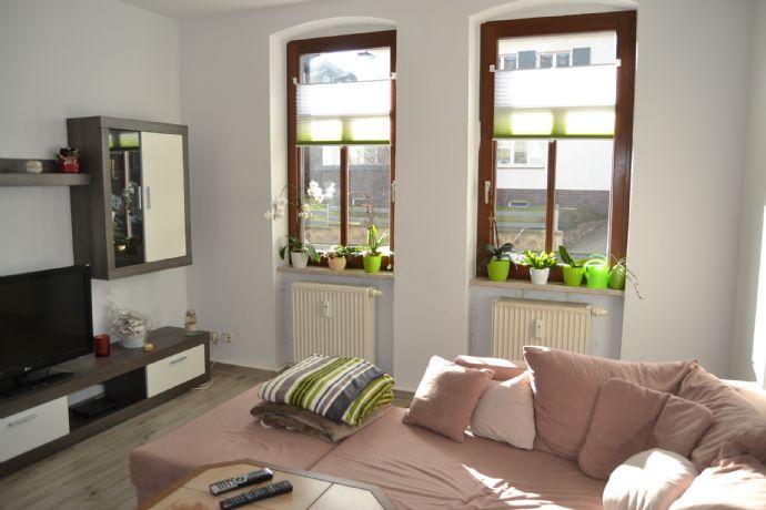 Tolle 2-Zi.-Wohnung im EG (Hochparterre) in Saalfeld