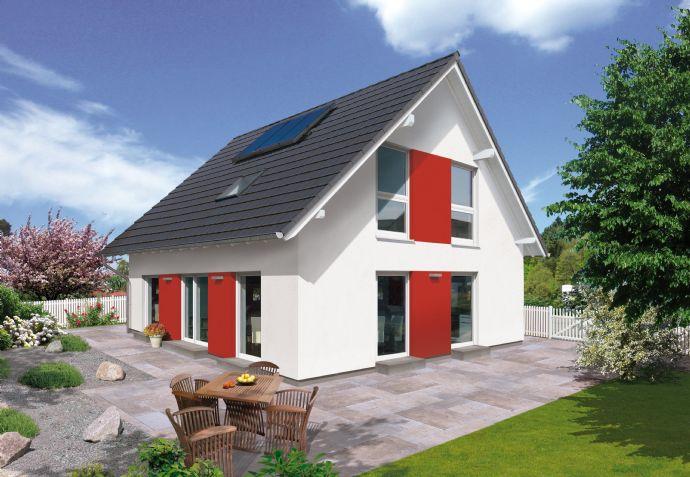 Richtig cooles Haus mit Innenausbaumaterial