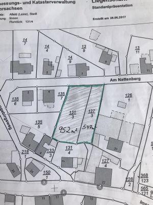 Alfeld Grundstücke, Alfeld Grundstück kaufen