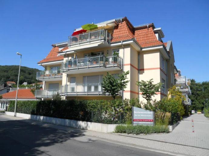 Seniorengerechtes wohnen am Schwarzbach 1-Zi-Wng