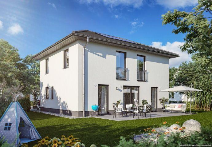 Hausbau im Schwalm-Eder-Kreis! Stadthaus Flair 152 re! *ohne Grundstück*