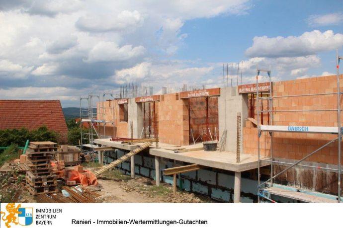 Anleger aufgepasst - Neubau Mehrfamilienhaus mit 7 Barrierefreien Wohneinheiten und Stellplätzen mit Privatgärten in Heroldsberg OT. Großgeschaidt