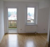 Gemütliche helle 2-Raum-Wohnung mit Balkon in Löbau