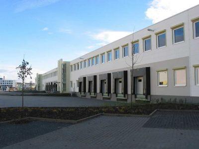Ginsheim Halle, Ginsheim Hallenfläche