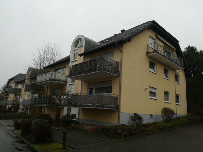 2-Zimmer-EG-Wohnung mit Balkon in Bad Honnef!
