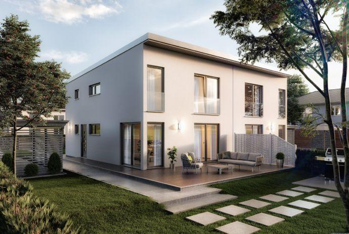 Luxuriöse Doppelhaushälfte am Ortskern von Uetze incl KFW 55 Fördermöglichkeit