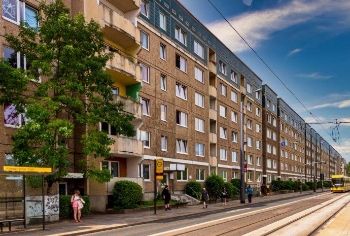 3 Zimmer Wohnung in Dresden (Friedrichstadt)