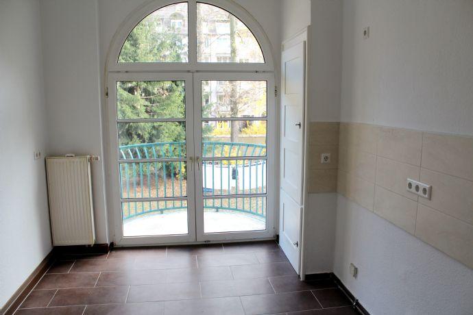 3-Raum-Wohnung mit Balkon Helenenhof