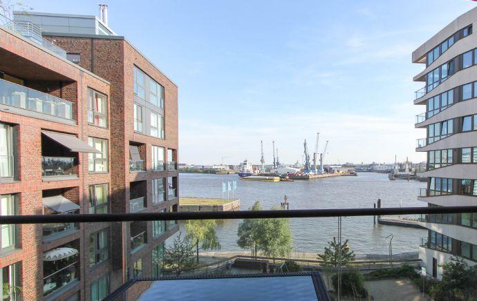 Modernes Wohnen mit Wasserblick - Stilvoll möbliert!