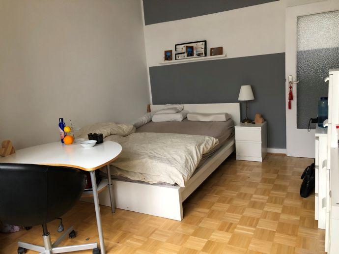 1,5 Zimmer Wohnung in Frankfurt am Main, Westend-Süd befristet bis 31.08.2020