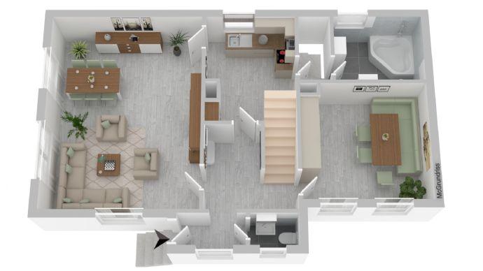 Wohnhaus für die große Familie mit Scheune als Werkstatt nutzbar und Hof!