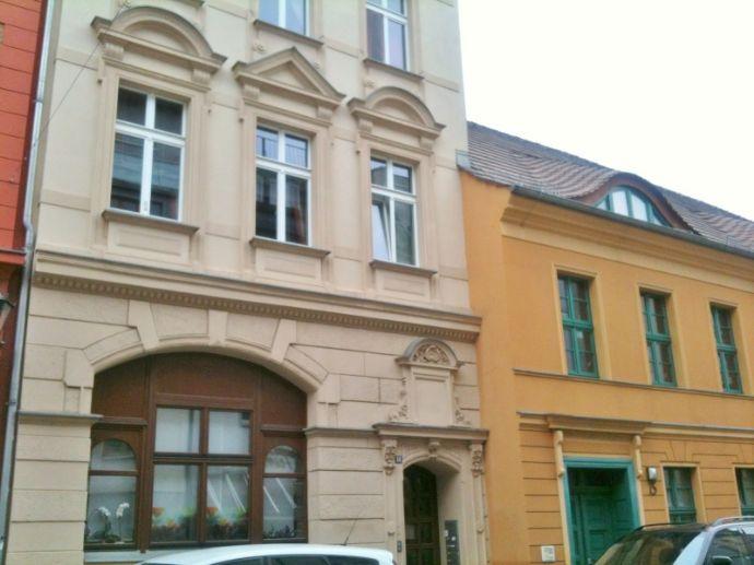 Sanierte 2-Raum-Wohnung im Zentrum von Cottbus