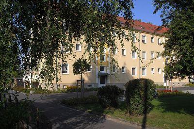 Schöne 2,5- Raum-Wohnung mit Balkon in Kalkreuth