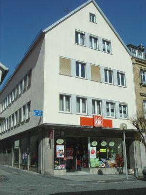 Bad Neustadt Ladenlokale, Ladenflächen