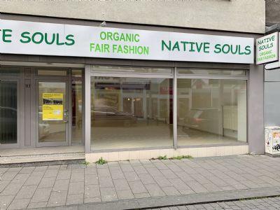 Bochum Ladenlokale, Ladenflächen