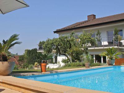 Traumhafte Villa inkl. Pool, Sauna, Fitnessbereich
