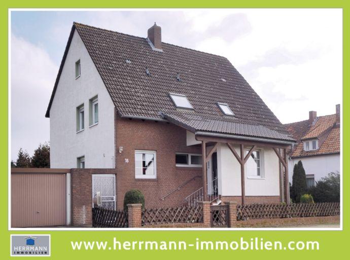 Top gepflegtes Zweifamilienhaus direkt in der Stadt Ronnenberg