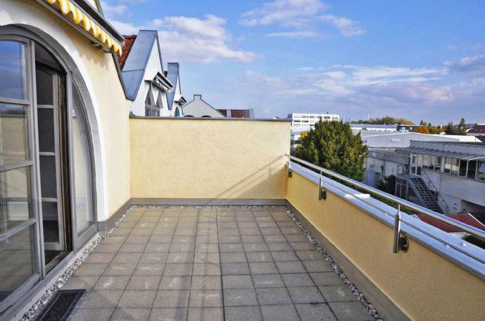 Sonnige Dachterrassen-ETW ruhige Süd-Lage in