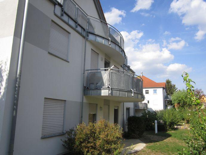 Schöne 2-Zimmer Wohnung mit Einbauküche in Baiersdorf