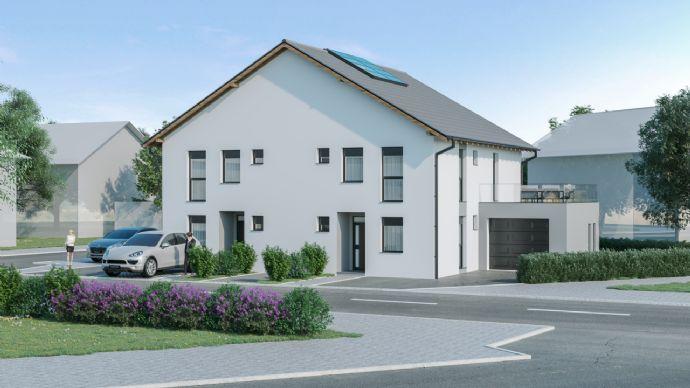 Luxus Doppelhaushälfte in Eitensheim