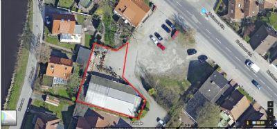 Wolthusen: (bebautes) Grundstück mit viel Potenzial, diverse gewerbliche Nutzungen möglich!