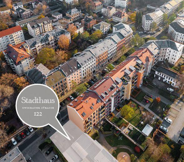 Neubau Mehrfamilienhaus 11 WE Dresden-Plauen - Starke Rendite im Neubau!