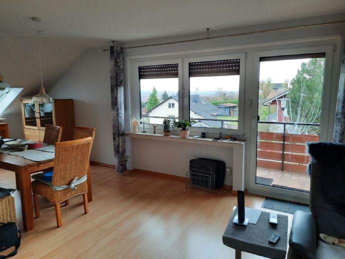 3,5-Zimmer-Wohnung mit Balkon in Hofgeismar