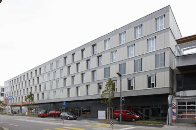 Zollikofen Halle, Zollikofen Hallenfläche