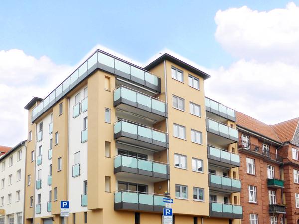 Kassel-Vorderer Westen â¦Elegante, exklusive 2-Zimmer-Wohnung mit Südbalkon!