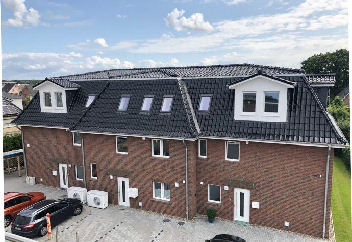 Dachgeschoss Wohnung mit großem Südbalkon