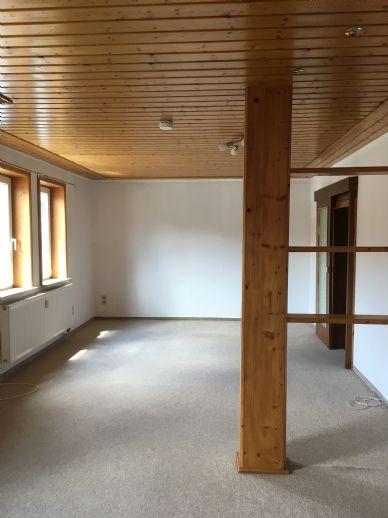 3-Raumwohnung in Bockau ab sofort zu vermieten!