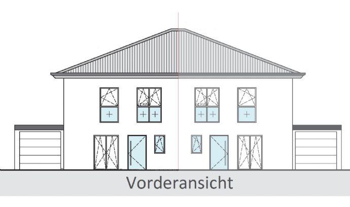Tolle Neubau-Doppelhaushälfte in Eitorf Alzenbach auf ebenem Grundstück
