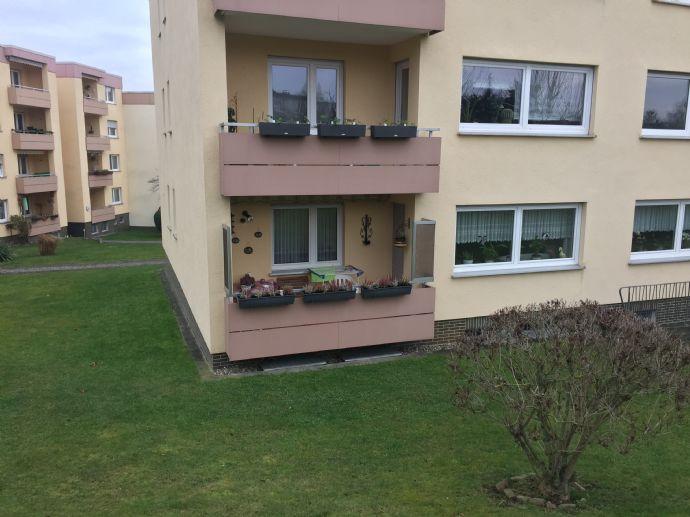 Bewerbungsstop! Wohnpark Auefeld! 3-Raum-Wohnung mit Balkon nach Vereinbarung verfügbar