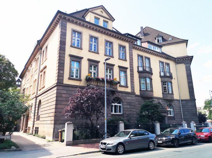 Außergewöhnlich schöne Wohnung in Hannover-List, Nähe Markuskirche