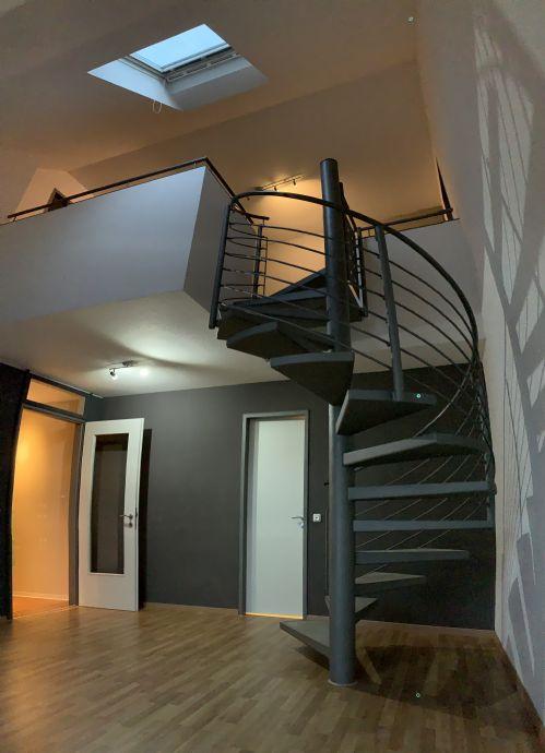 Südvorstadt Leipzig - schicke 2,5 Zimmer Maisonette Wohnung, 70,91 m²