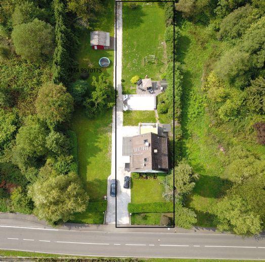 RS-Morsbach, hochwertiges 1 Familienhaus mit großem Garten und Pool