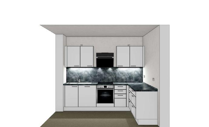 Neubau/Erstbezug - 2 - Zimmerwohnung mit Einbauküche