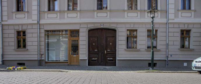 LEHNITZSEE-IMMOBILIEN: Mehrfamilienhaus in Gransee