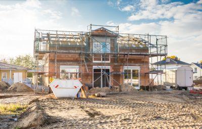 Baugrundstück für ein Doppelhaus in ruhiger Lage