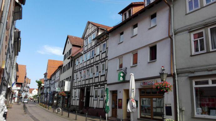 Witzenhausen-Zentrum, solides WG-Zimmer ab 1.2.2020 zu vermieten !