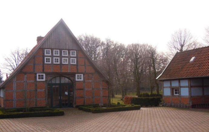 Erdgeschosswohnung im historischen Fachwerkhaus