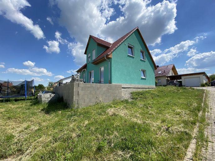Einfamillienhaus mit Grundstück in guter Wohnlage