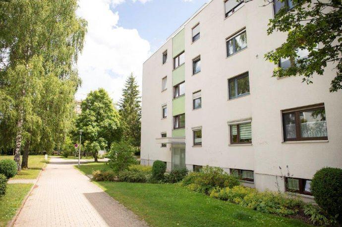 Wohnen in Mitten der grün verwöhnten Lage im Stadtteil Hammerhalde Villingen-Schwenningen